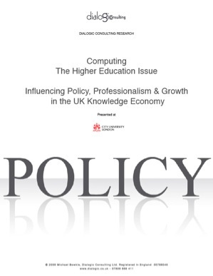 research on egovernment and education - concept paper